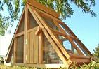 best designed chicken coop