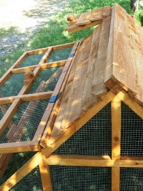chicken coop for 12 hens