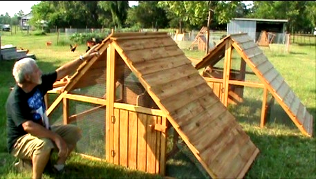 add $150 for a double size chicken coop