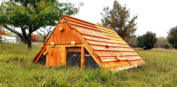 Beautiful modular chicken coop for 12 more chickens
