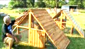 large chicken coop kit for sale