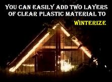 easy winterize chicken coop kit Christmas sale