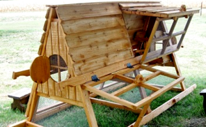 big A frame chicken coops for sale tx
